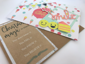 Easy envelopes from template