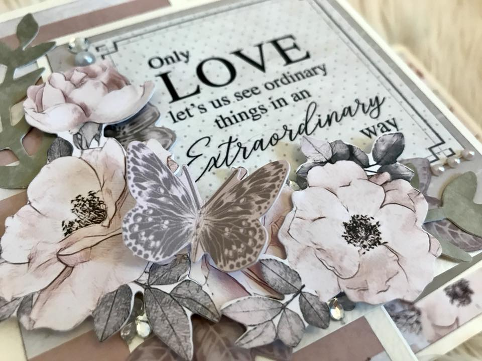 Rosabella Love Card - Lady Lair